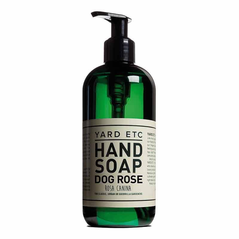 Yard Etc Hand Soap Dog Rose