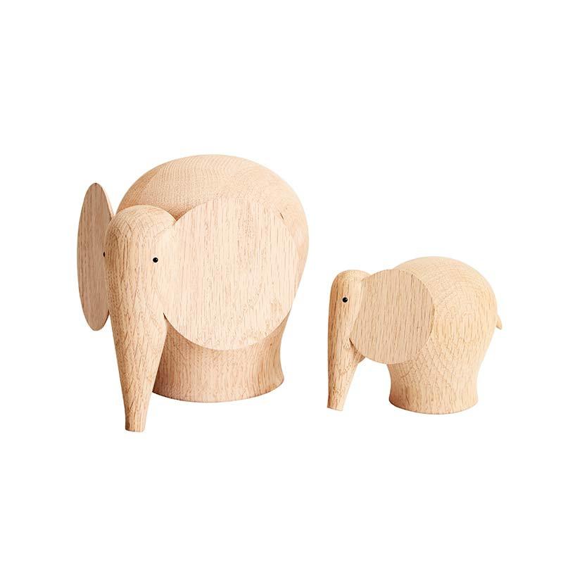 Woud – Woud nunu elephant på livingshop