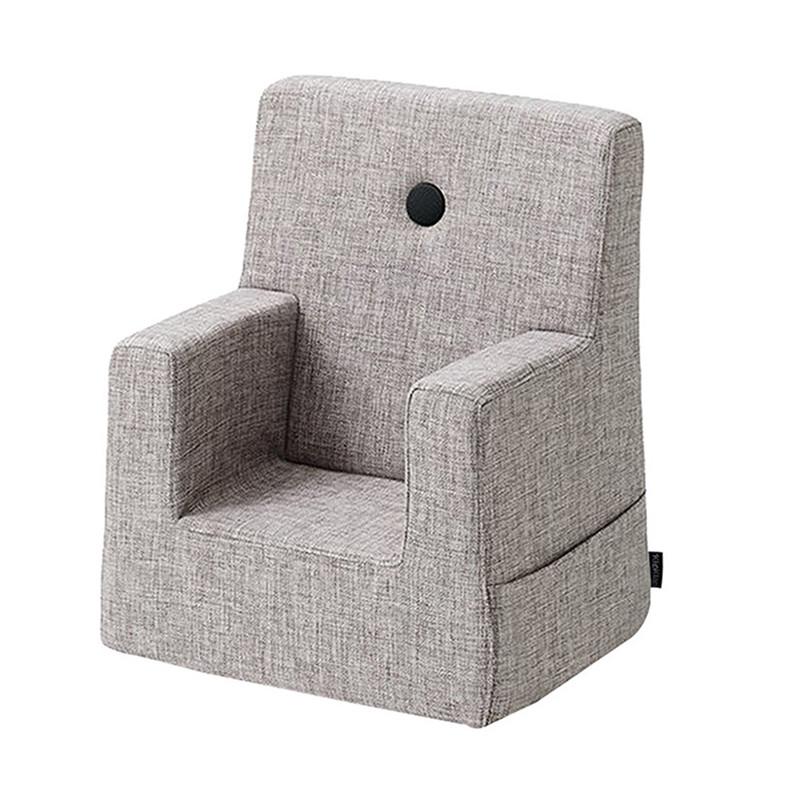Image of   By KlipKlap Kids Chair Multi Grey W. Grey