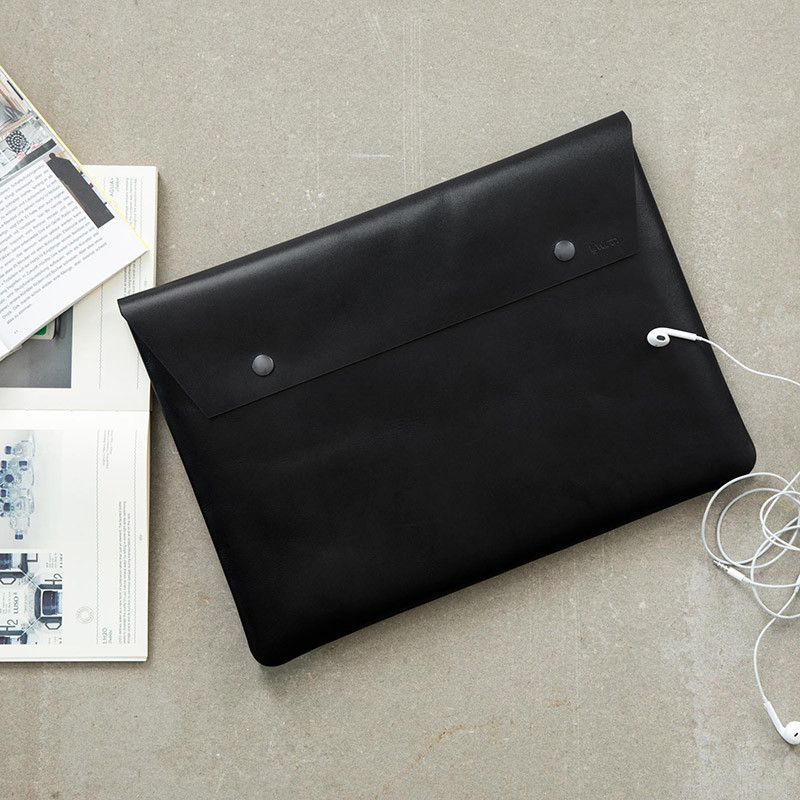By Wirth Carry My Laptop Black fra By Wirth