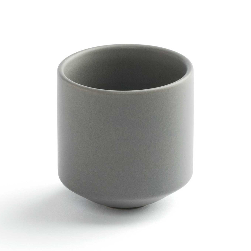 Image of   By Wirth Serve Me Mug Cool Grey