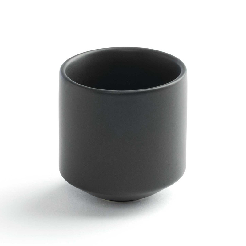Image of   By Wirth Serve Me Mug Dark Grey