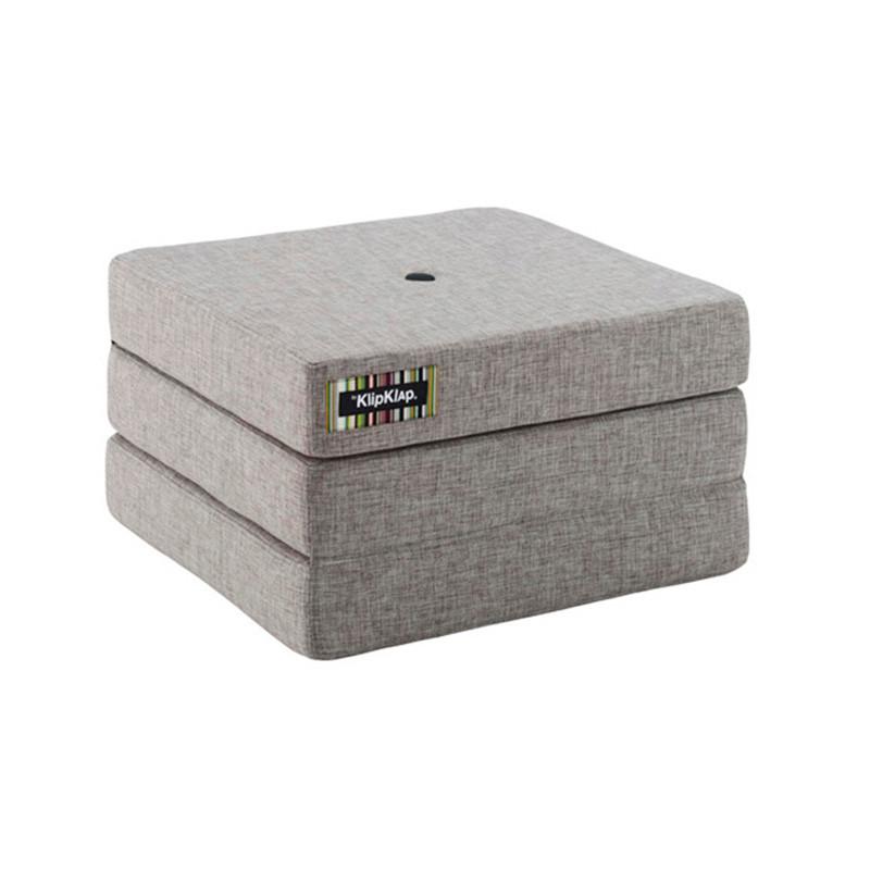Image of   By KlipKlap 3 Fold Single Multi Grey W. Grey