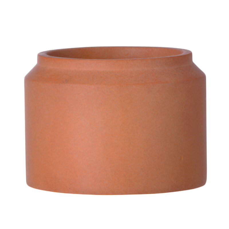 Ferm living pot orchre