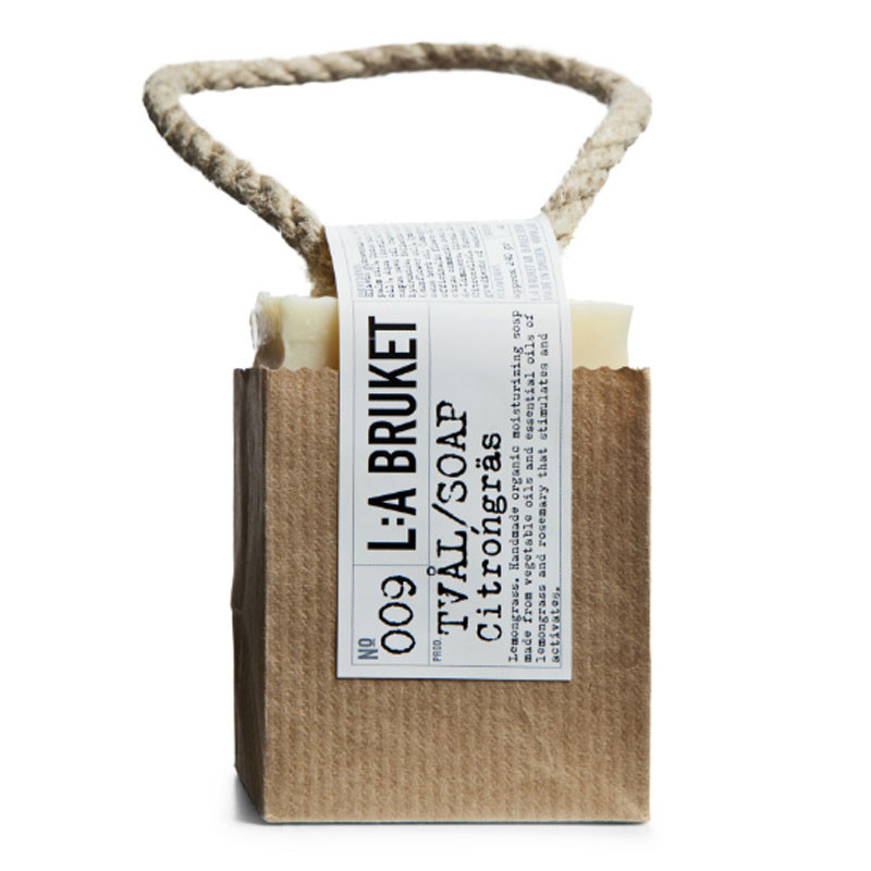 L:a bruket rope soap lemongrass