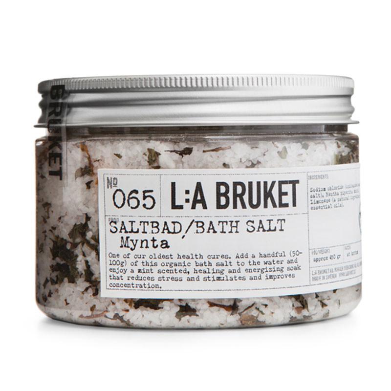 L:a bruket saltbath mint