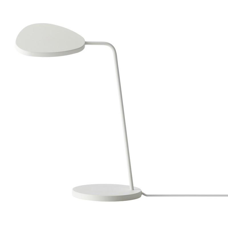 N/A Muuto leaf bordlampe hvid restlager på livingshop