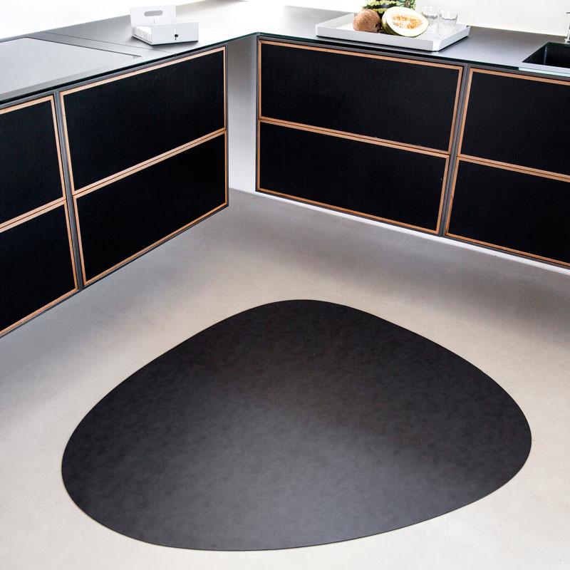 Linddna floormat curve