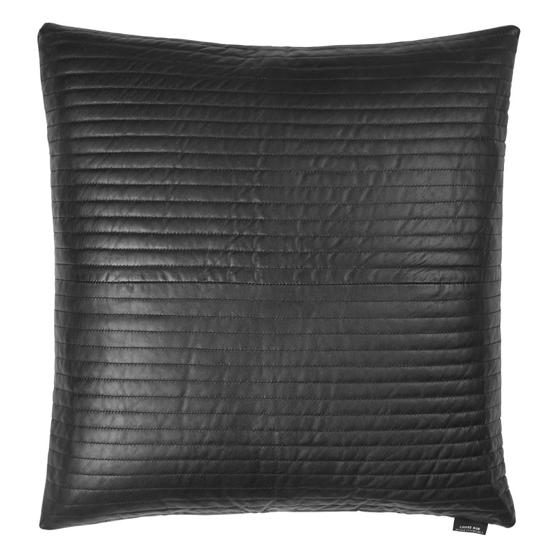 Louise Roe Quilted Lines Cushion fra Louise Roe