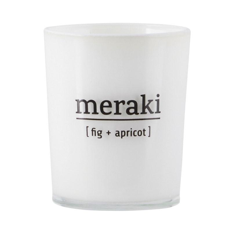 Meraki fig & apricot duftlys fra Meraki på livingshop
