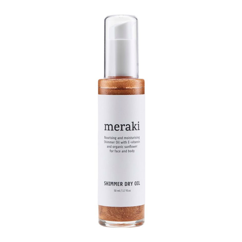 Image of   Meraki Shimmer Dry Oil