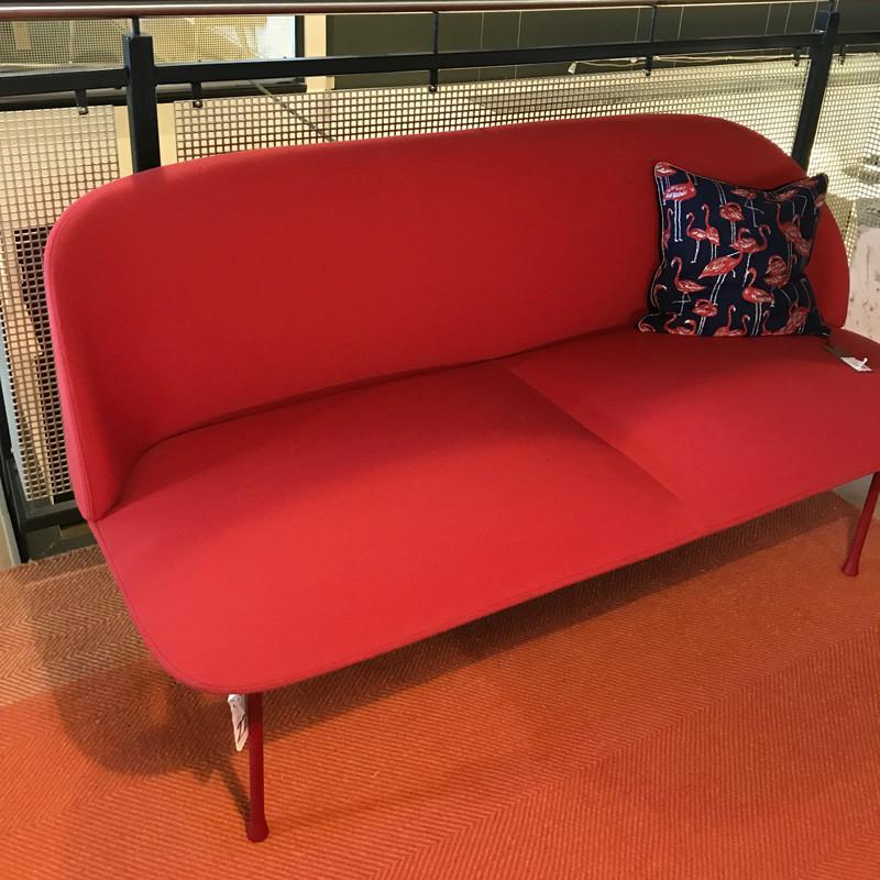 Image of   Muuto Oslo Sofa Udstillingsmodel
