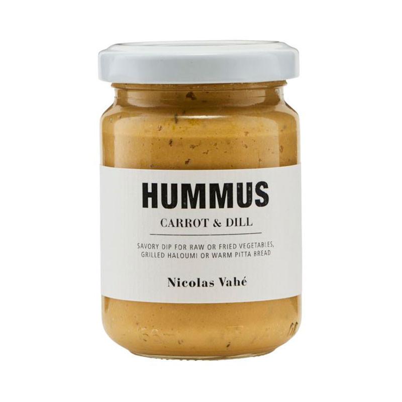 Image of   Nicolas Vahé Gulerod & Dild Hummus