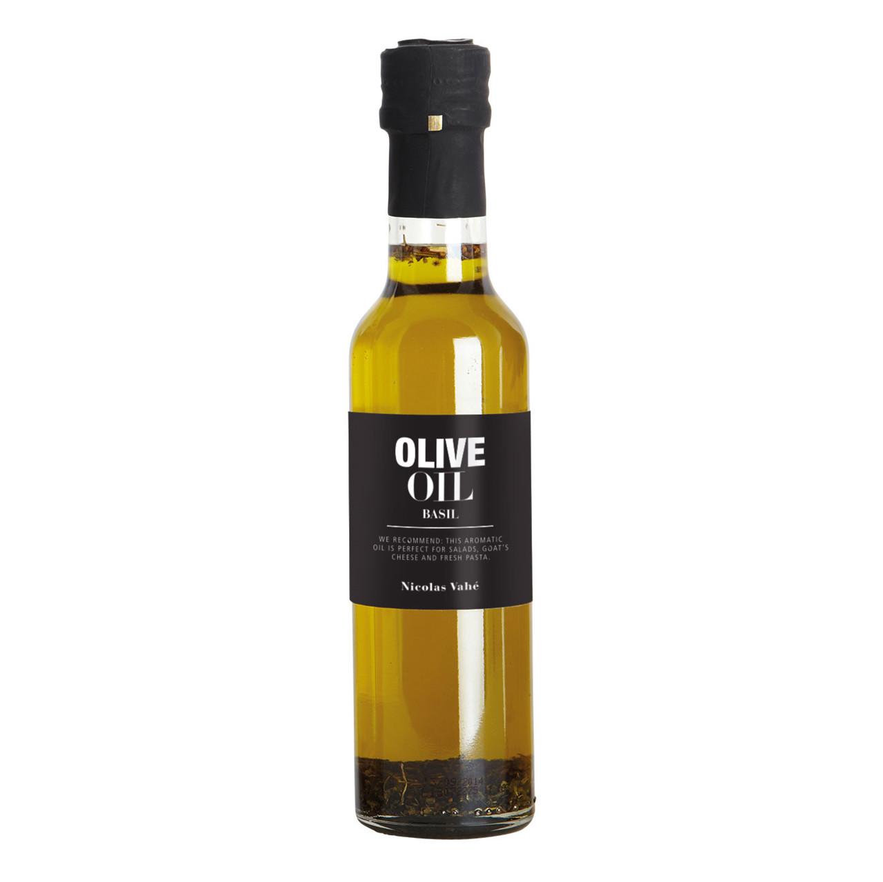 Nicolas vahé – Nicolas vahé olivenolie med basilikum fra livingshop