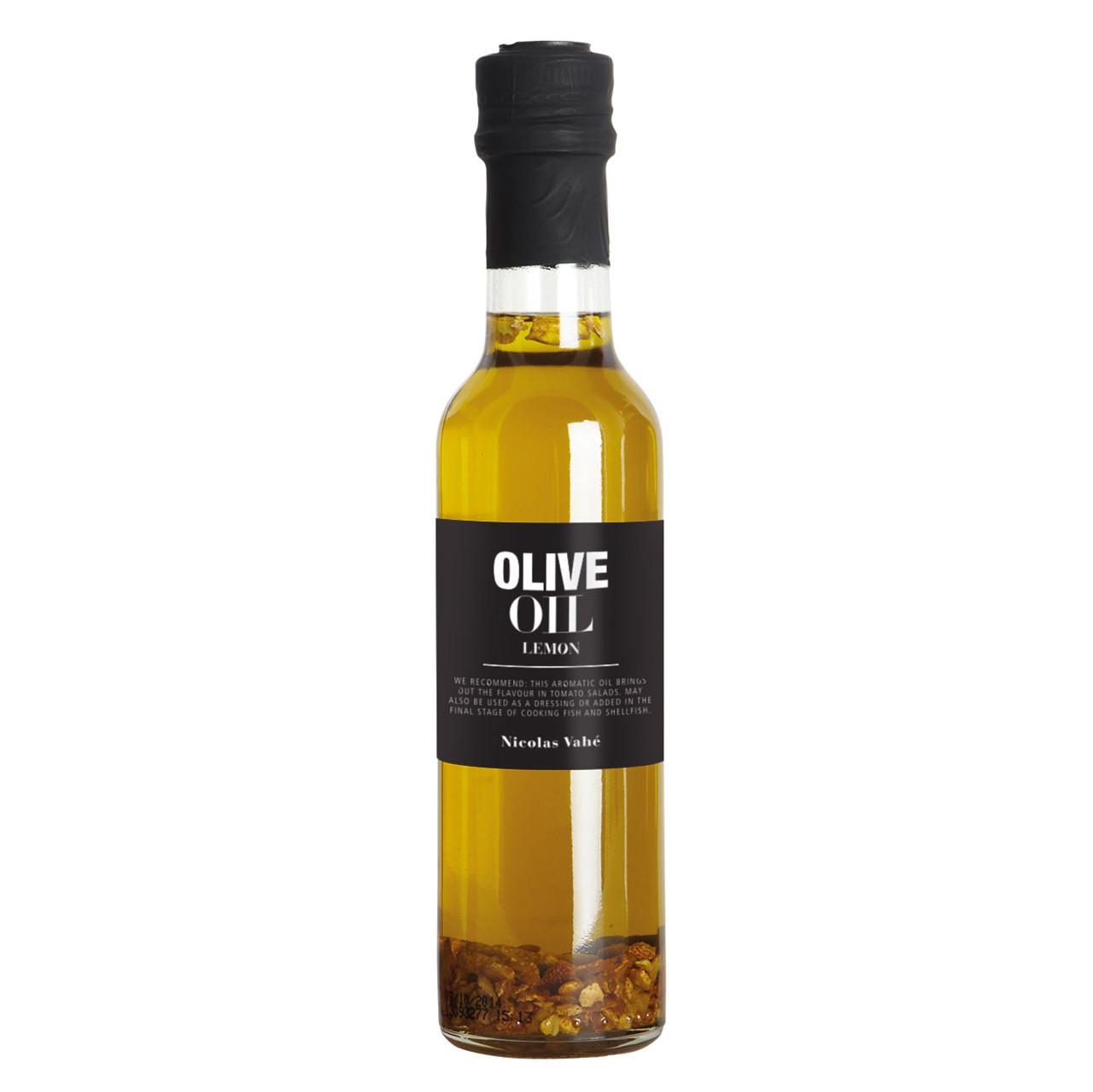 Nicolas vahé Nicolas vahé olivenolie med lemon fra livingshop