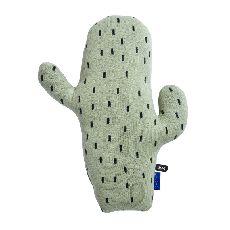 Image of   OYOY Cactus Cushion Mint Small