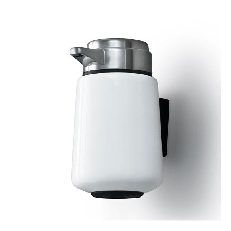 Vipp – Vipp 9 sæbedispenser vægmonteret hvid fra livingshop