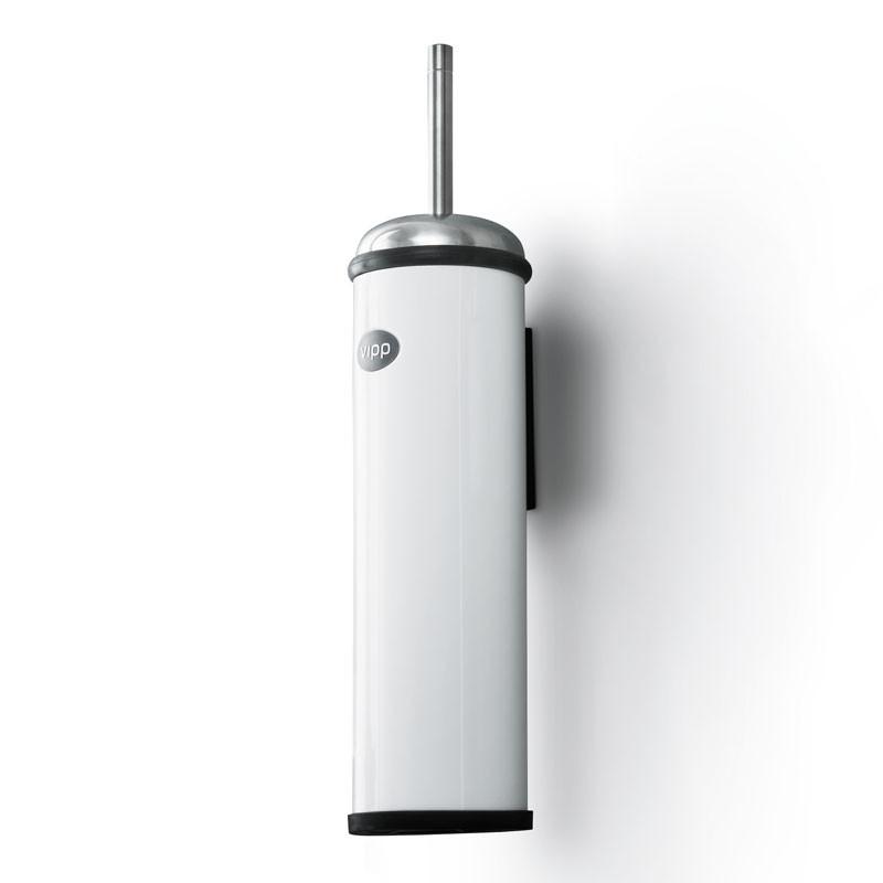 Image of   Vipp 11 Toiletbørste Vægmonteret Hvid