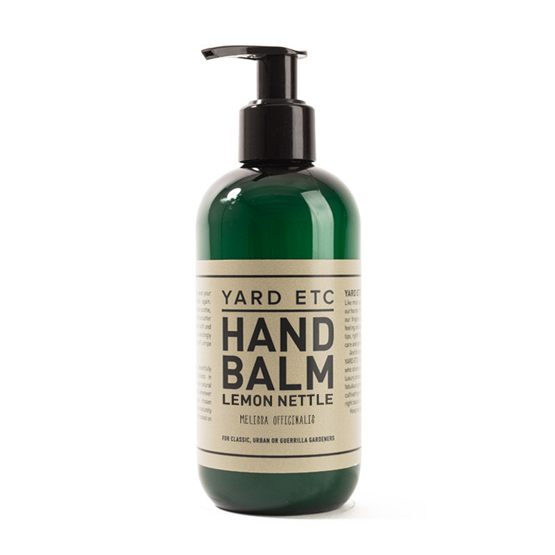 Yard etc – Yard etc lemon nettle hand balm 250 ml fra livingshop