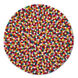 Multifarvet