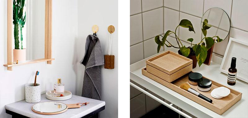 pynt til badeværelse Badeværelse dekoration » Badeværelsestilbehør og pynt » Livingshop.dk pynt til badeværelse