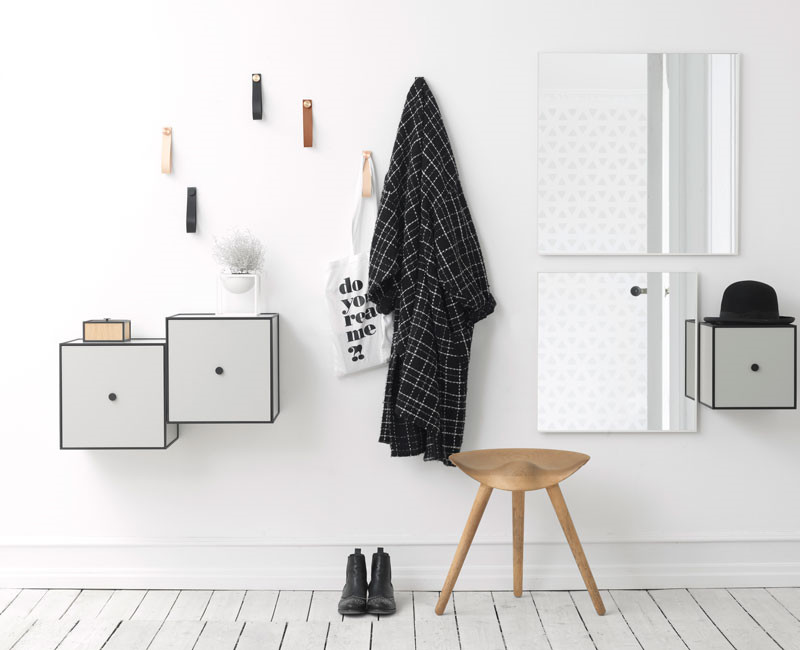 Avanceret Indretning af lille entre » Hjælp til få kvadratmeter » Livingshop.dk AC51