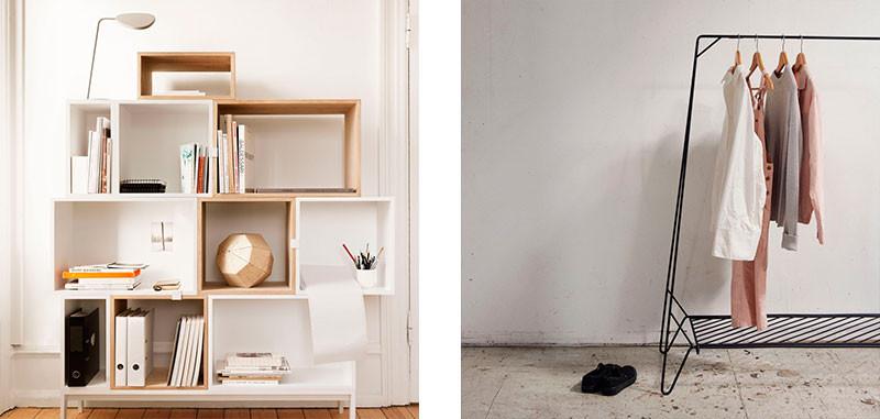 Indretning af lille entre » Hjælp til få kvadratmeter » Livingshop.dk