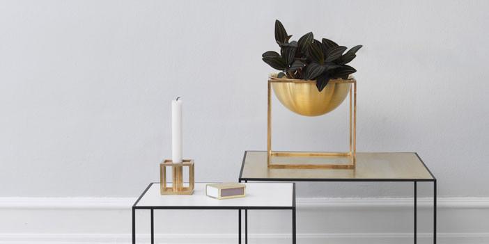 Moderigtige metaller » Brug metaller i din bolig » Livingshop.dk