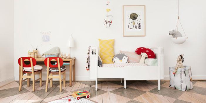 indretning af børneværelse Børneværelse indretning » Børneværelse inspiration » Livingshop.dk indretning af børneværelse