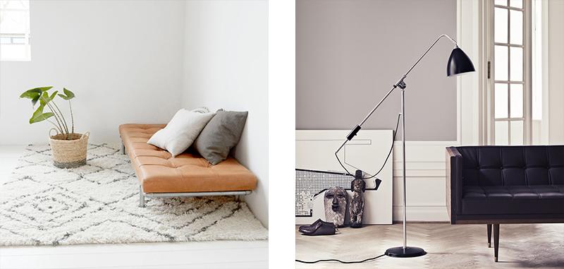 Indretning små rum » Hjælp til få kvadratmeter » Livingshop.dk