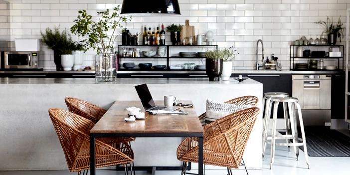 indretning køkken Køkkenindretning » Inspiration til køkken » Livingshop.dk indretning køkken