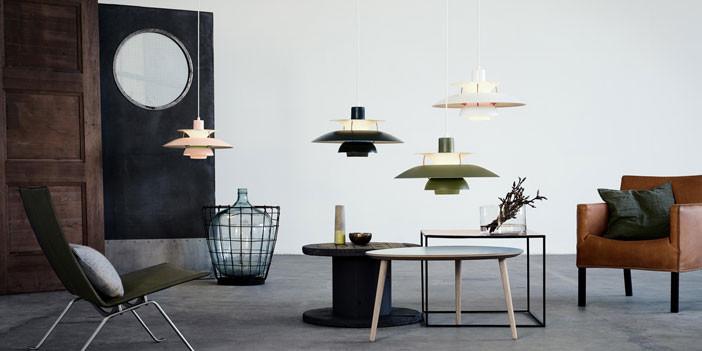 Fabelaktig Stuelamper » Belysning stue inspiration » Livingshop.dk DI-25
