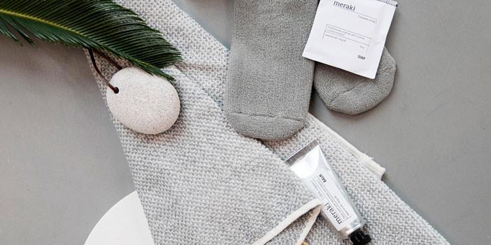 Fantastisk Badeværelse tekstiler » Skab personlighed med tekstiler ID19