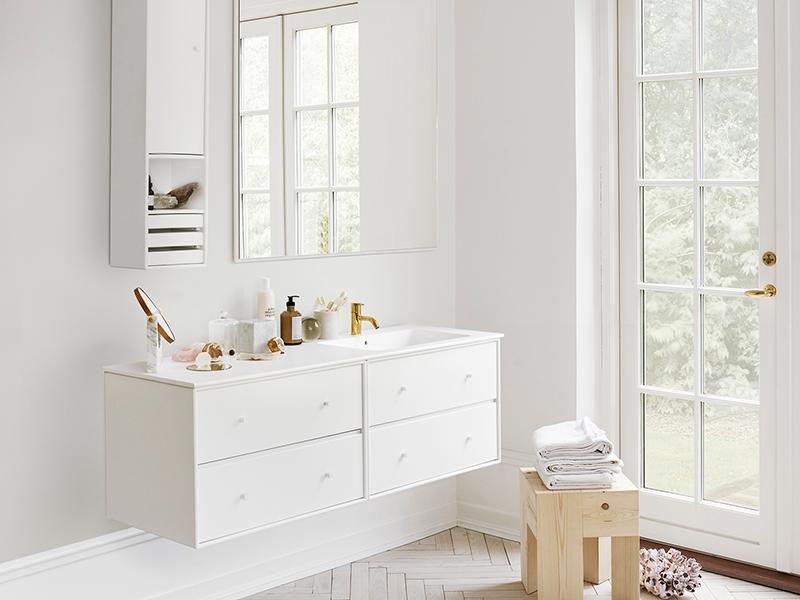 indretning badeværelse Badeværelse inspiration » Badeværelse indretning » Livingshop.dk indretning badeværelse