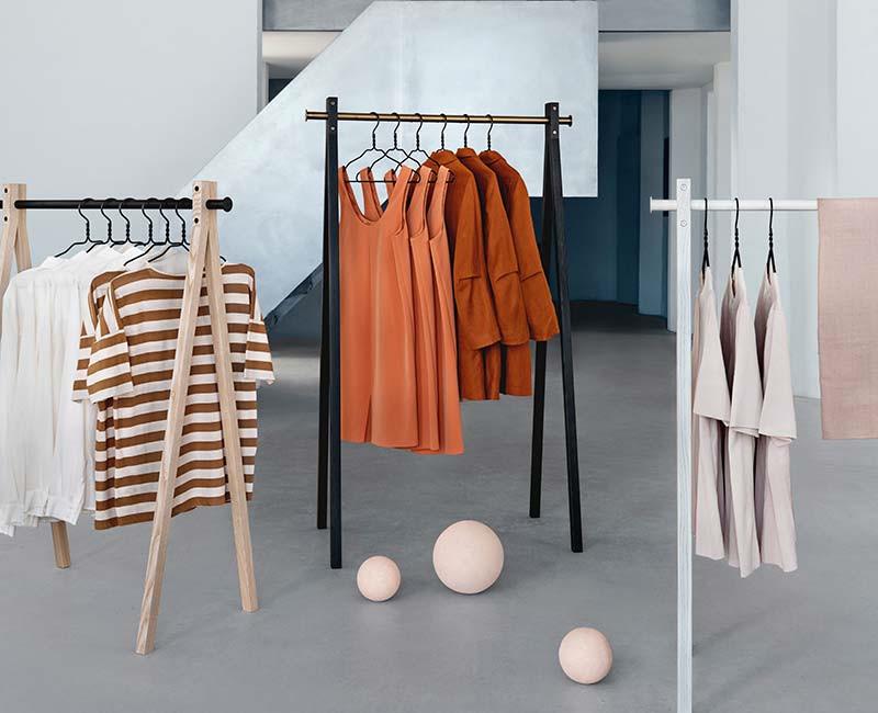 inspiration til garderobe