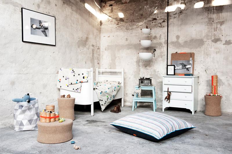 Splinterny Drengeværelse indretning » Inspiration til drengeværelse HF04