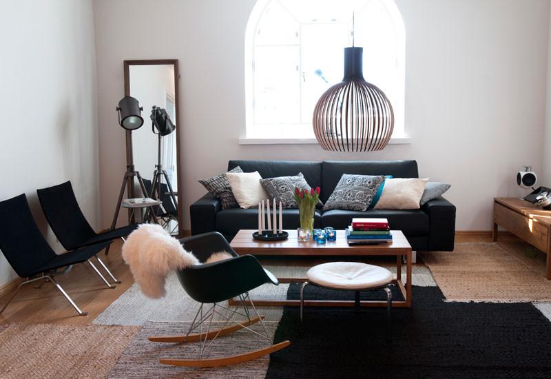 Siste Stuelamper » Belysning stue inspiration » Livingshop.dk TM-86