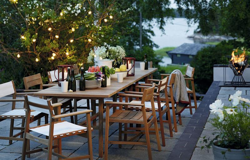 Udendørs Terrasse : Udend u00f8rs indretning Have og terrasse inspiration
