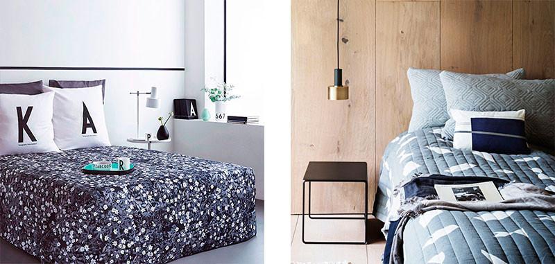 Soveværelse tekstiler » Pift soveværelset op med tekstiler ...