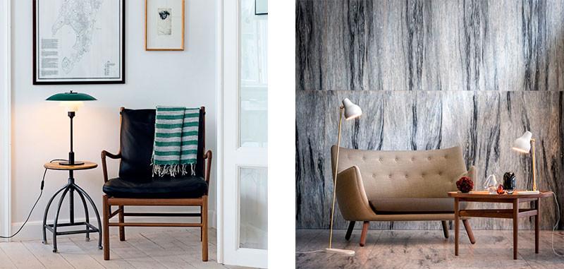 Opprinnelig Stuelamper » Belysning stue inspiration » Livingshop.dk JH-99