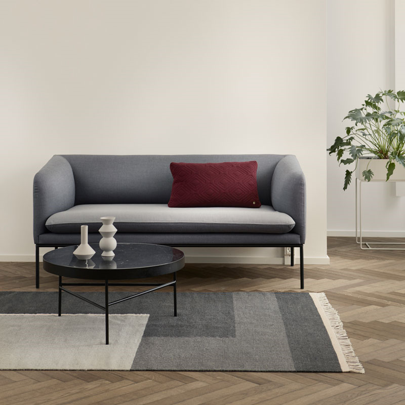 stue gulvtæppe
