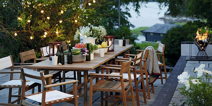 Udendørs hyggekrog » Terrasse inspiration » Livingshop.dk