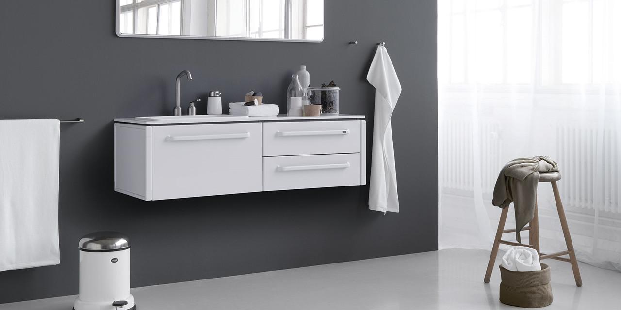 indretning af badeværelse Badeværelse inspiration » Badeværelse indretning » Livingshop.dk indretning af badeværelse