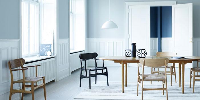 indretning spisestue Spisestue inspiration » Hjælp til spisestue indretning » Livingshop.dk indretning spisestue