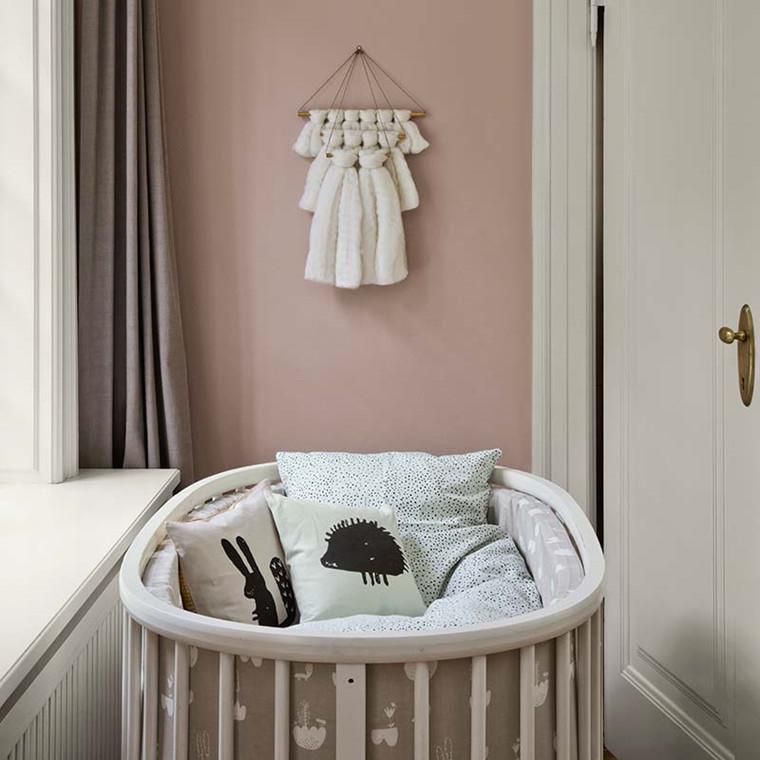 pigeværelse baby