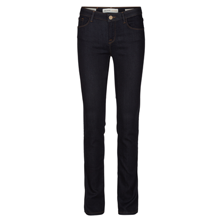 MOS MOSH JEANS - ATHENA REGULAR DARK BLUE