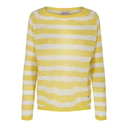 MOS MOSH STRIK - HARPER LEMON STRIPE