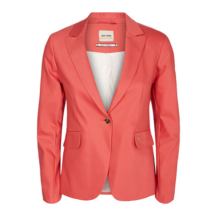MOS MOSH BLAZER - BLAKE NIGHT RIO RED