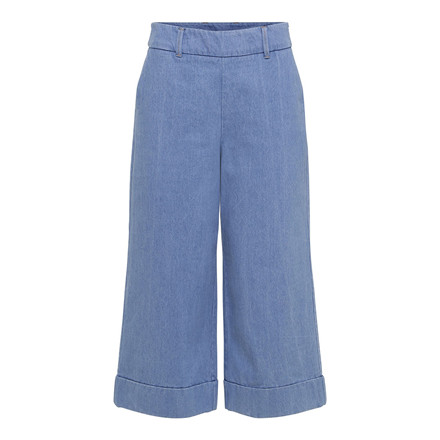 JULIE FAGERHOLT - HEARTMADE BUKSER - NILO LIGHT BLUE DENIM