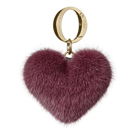 OH FUR - ALLY HEART WILD GINGER 1035
